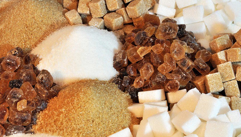 Sugar - types