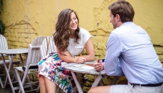 Wat moet je bij je eerste date wel en wat moet je niet doen?